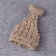 ポリニアン クロスウェア オープンバックセーター