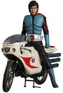 リアルアクションヒーローズ No.782 RAH 仮面ライダー旧1号&サイクロン号究極版セット