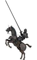KT Project KT-026 タケヤ式自在置物 15世紀ゴチック式エクエストリアンアーマー ブロンズ