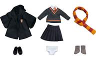ねんどろいどどーる おようふくセット ハリー・ポッター グリフィンドール制服:Girl