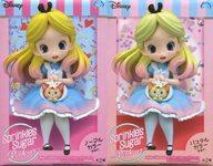 SEGA Disney Characters Sprinkles Sugar Pink ver Alice premium Figure 2 set