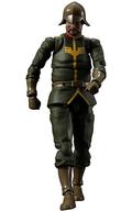 G.M.G.(ガンダムミリタリージェネレーション) 機動戦士ガンダム ジオン公国軍一般兵士02 1/18 可動フィギュア