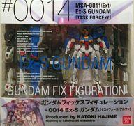 [破損品/付属品欠品] MSA-0011(Ext) Ex-Sガンダム タスクフォース・アルファ 「ガンダム・センチネル」 GUNDAM FIX FIGURATION #0014