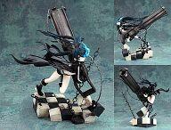 [破損品/初期不良対応シール欠品] ブラック★ロックシューター -animation version- 「ブラック★ロックシューター」 1/8 PVC製塗装済み完成品
