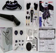 [破損品] 忍者型MMS フブキ 黒き翼ver. 「武装神姫」