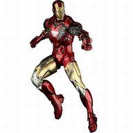 [破損品/動作不良品/ランクB] アイアンマン・マーク6 「アイアンマン2」 ムービー・マスターピース 1/6 アクションフィギュア