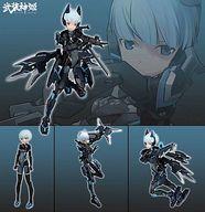 [破損品] フブキ弐型 「武装神姫」 彩色済みアクションフィギュア