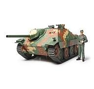 1/35 ドイツ駆逐戦車 ヘッツァー 中期生産型 「ミリタリーミニチュアシリーズ No.285」 ディスプレイモデル [35285]