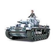 1/35 ドイツ III号戦車N型 「ミリタリーミニチュアシリーズ No.290」 ディスプレイモデル [35290]