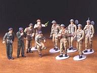 1/48 イギリス歩兵(ヨーロッパ戦線) 「ミリタリーミニチュア」