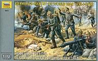 1/72 ドイツ歩兵セット WW.I [ZV8083]