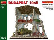 模型 1/35 ブダベスト 1945 「ジオラマベース7」 [36007]