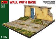 模型 1/35 壁と石畳 「ジオラマベース35」 [36035]