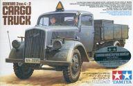 1/35 ドイツ 3トン 4×2 カーゴトラック(ウェザリングマスター付きキット) [25131]