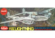 LOCKHEED P-38L LIGHTNING 木製組み立てキット [2001]