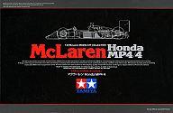 1/20 マクラーレン Honda MP4/4 「マクラーレンモデルキットコレクション」 [89719]