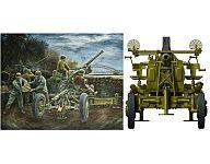 1/35 40mm機関砲M1ボフォースAA米陸軍仕様 [AF35163]