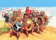 1/72 ギリシャ戦士 5~4BC 「歴史フィギュアシリーズ」 [ZV8005]