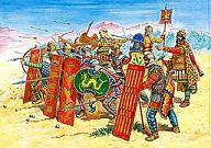 1/72 ペルシャ戦士 5~4BC 「歴史フィギュアシリーズ」 [ZV8006]