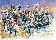 1/72 リヴォニア騎士団 13~14DC 「歴史フィギュアシリーズ」 [ZV8016]