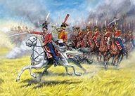 1/72 コサック近衛騎兵 1812~1815 「歴史フィギュアシリーズ」 [ZV8018]