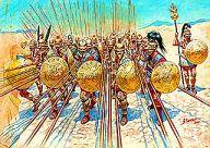 1/72 マケドニア戦士 4~1BC 「歴史フィギュアシリーズ」 [ZV8019]