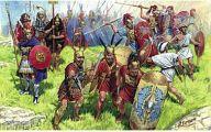 1/72 古代ローマ兵 3~1BC 「歴史フィギュアシリーズ」 [ZV8034]