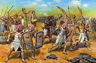 1/72 古代エジプト兵 「歴史フィギュアシリーズ」 [ZV8051]