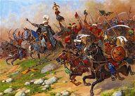 1/72 トルコ騎兵 16~17世紀 「歴史フィギュアシリーズ」 [ZV8054]