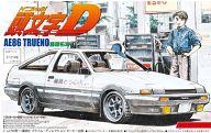 1/32 頭文字D No.1 AE86トレノ 藤原拓海