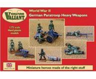 1/72 WWII ドイツ降下猟兵と重火器 [VAM010]