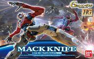 HG 1/144 マックナイフ (マスク専用機) (ガンダム Gのレコンギスタ)