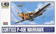 1/48 カーチス P-40E 「日本機・外国機シリーズ No.11」 [A332]