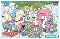 """クリエイターワークスシリーズ 1/35 メカトロ ウィーゴ No.03 """"みずいろ&ももいろ"""" プラモデル"""