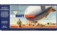 1/330 アメリカ海軍 K級軟式飛行船 [GM6502]