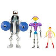 大砲ロボット&監視ロボット (上月ルナミニフィギュア付き) 「新造人間キャシャーン」 昭和模型少年クラブ [KP419]