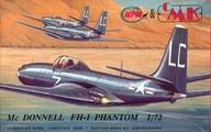 1/72 McDONNELL FH-1 PHANTOM -マクドネル FH-1 ファントム-