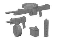 M.S.G モデリングサポートグッズ ウェポンユニット40 マルチキャリバー