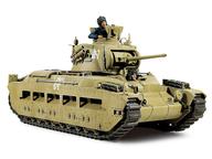 """1/35 歩兵戦車 マチルダMk.III/IV """"ソビエト軍"""" 「ミリタリーミニチュアシリーズ No.355」 ディスプレイモデル [35355]"""