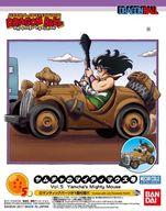 メカコレクション ドラゴンボール 5巻 ヤムチャのマイティマウス号