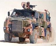 [箱破損] 1/35 オーストラリア陸軍 ブッシュマスター装輪装甲車[SAM35001]