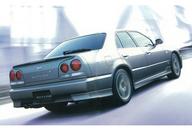 1/24 ニッサン ER34 スカイライン25GT TURBO'01 カスタムホイール 「ザ・モデルカーシリーズ No.SP」 [55960]