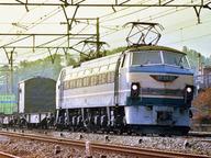 1/45 電気機関車 EF66 前期型 「トレインミュージアムOJ No.05」 [05408]