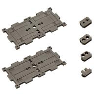 ヘキサギア ブロックベース02 パネルオプションA 1/24 キットブロック