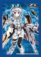 キャラクタースリーブコレクション プラチナグレード  Z/X-Zillions of enemy X-「各務原あづみ(IGOB)」