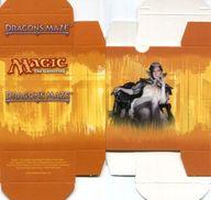 [単品] 幽霊の特使 テイサ デッキボックス 「MTG ドラゴンの迷路 ファットパック[英語版]」 同梱品