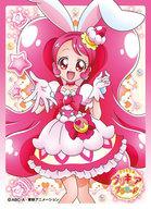 キャラクタースリーブ キラキラ☆プリキュアアラモード キュアホイップ [EN-429]