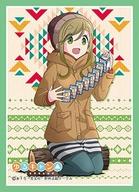 きゃらスリーブコレクション マットシリーズ ゆるキャン△ 犬山あおい [No.MT545]