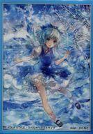 【東方Project】 スペルカードストライク オフィシャルスリーブコレクション vol.014 チルノ(おにねこ) C88/AQUA STYLE