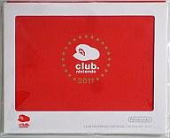 クラブニンテンドーオリジナル 2011年度卓上カレンダー